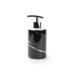 Marmer zeeppomp wit of zwart Salt & Pepper