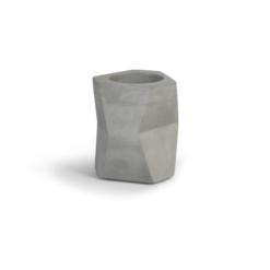 betonnen bloempot