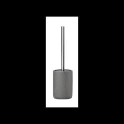 Toiletborstel beton grijs Solid Zone