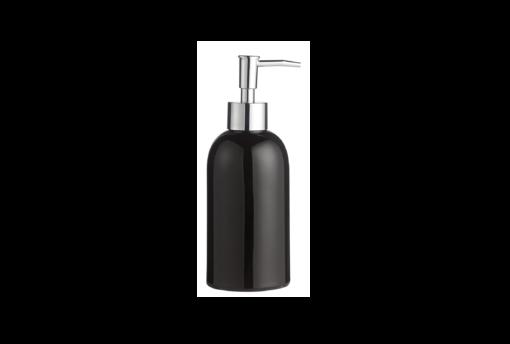 Zeeppompje zwart keramiek Bath Galzone