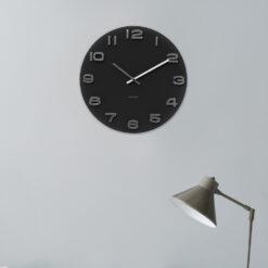 Zwarte klok