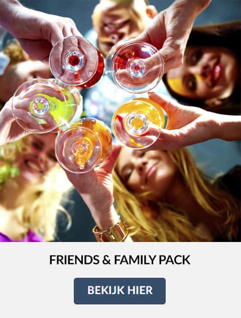 Friends & Family Pack