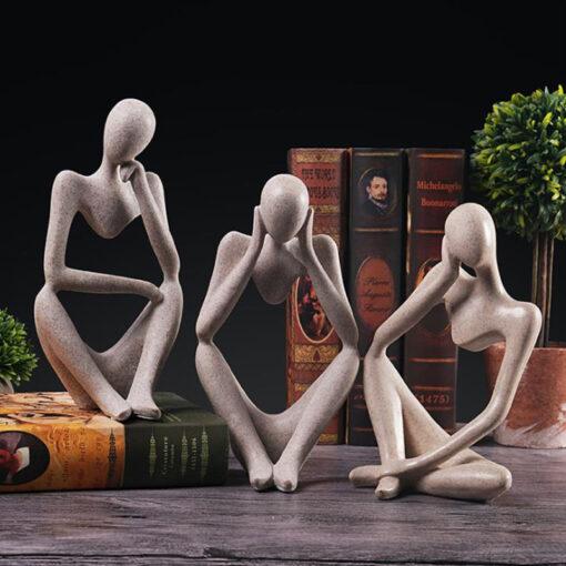 decoratieve sculpturen